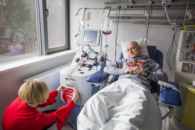 Dar Fundacji DKMS dla gdańskiej placówki