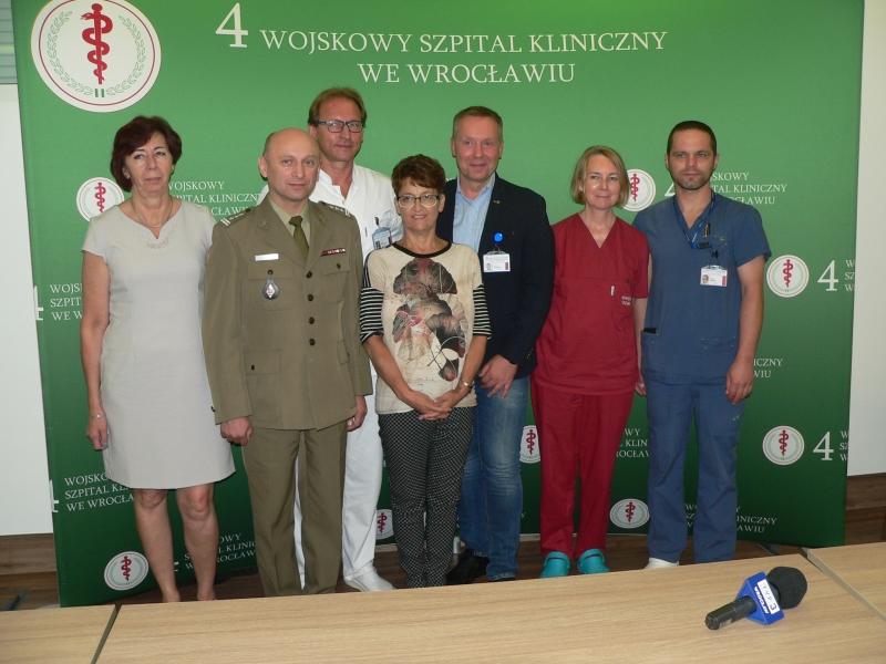 Wrocławski szpital rozpoczął transplantacje wątroby
