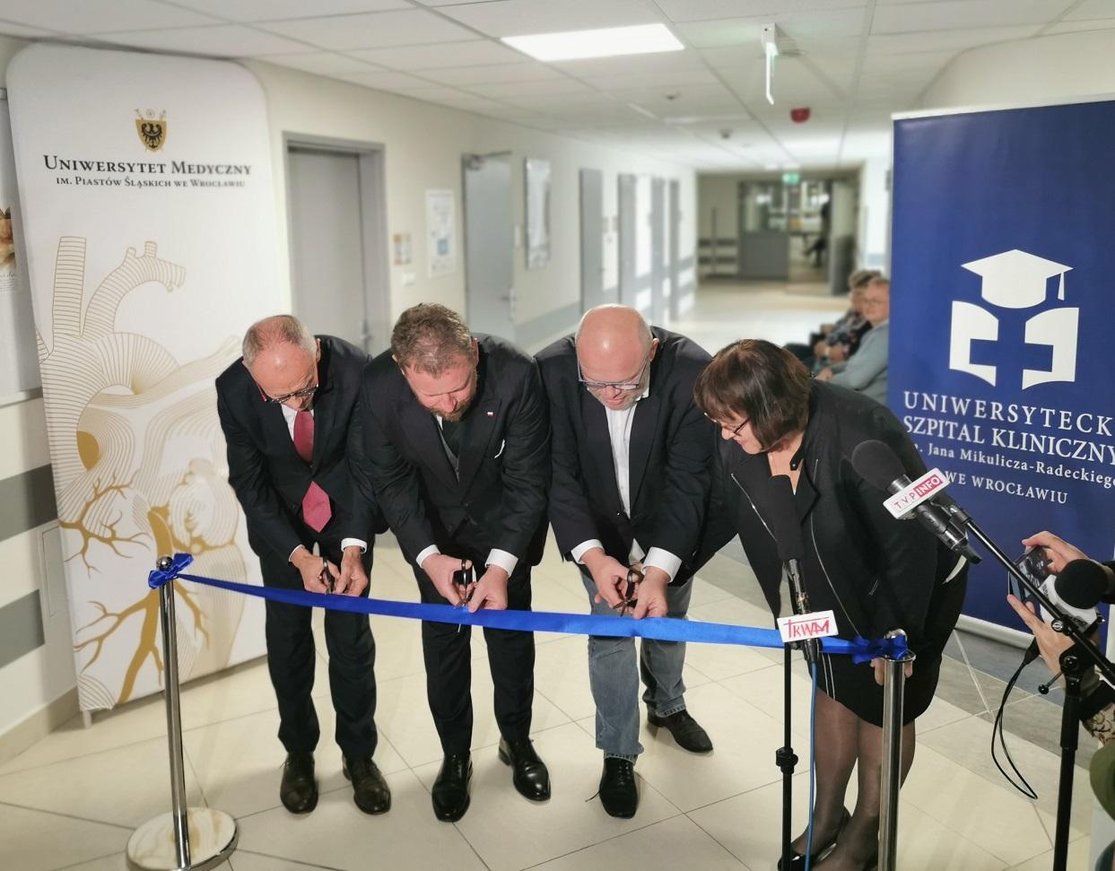 We Wrocławiu chcą wykonywać transplantacje serca