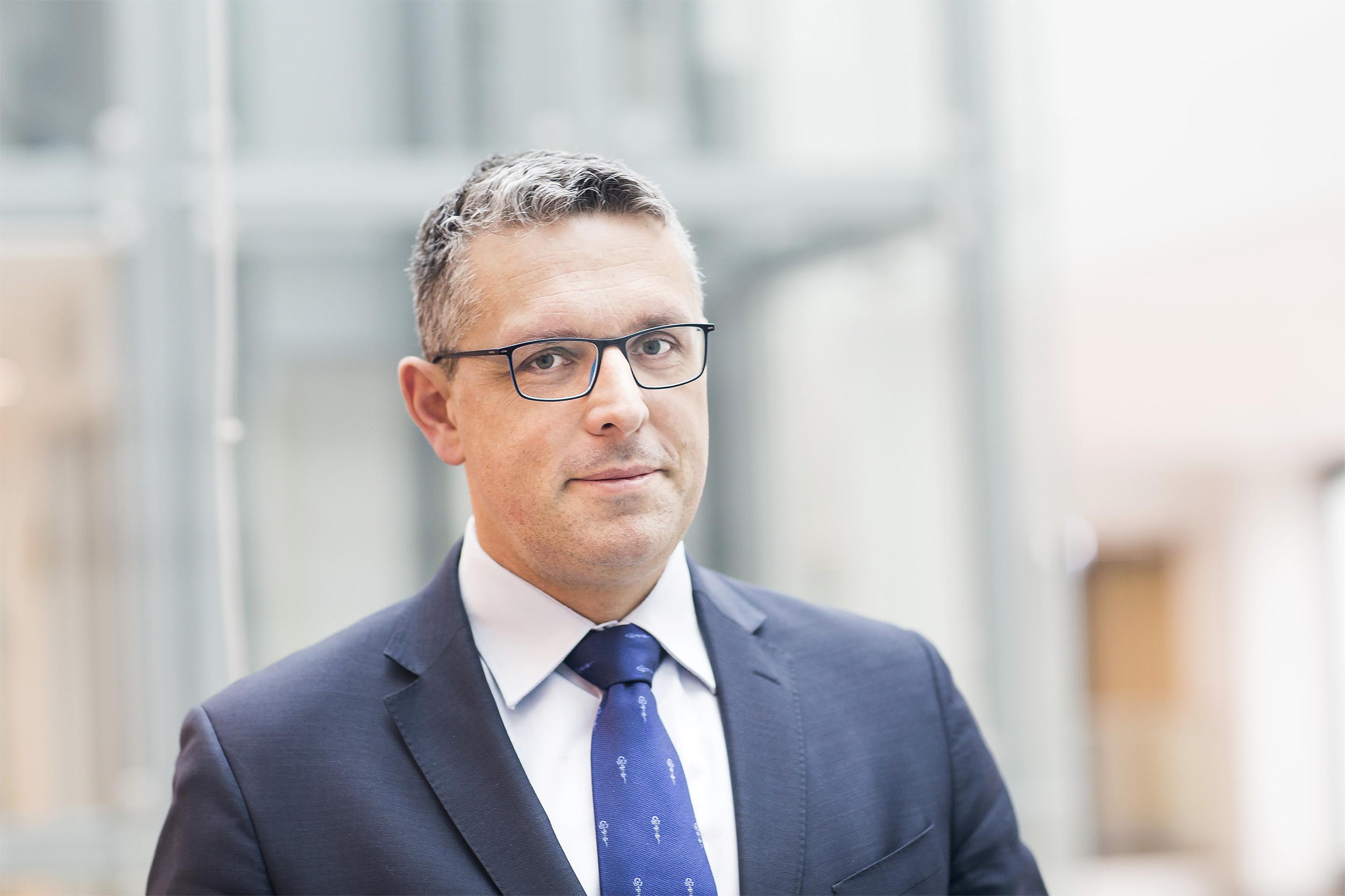 Dyrektor naczelny UCK Menedżerem Roku 2019